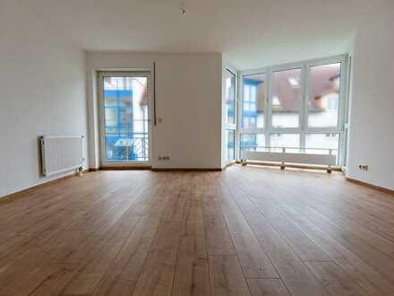 Helle 2-Zimmer-Mietwohnung am grünen Leipziger Stadtrand