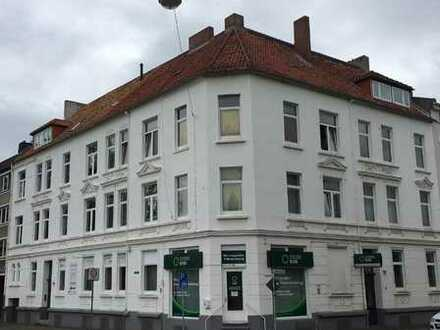 Nähe Villenviertel - Gökerstraße - 3 ZKB mit Balkon