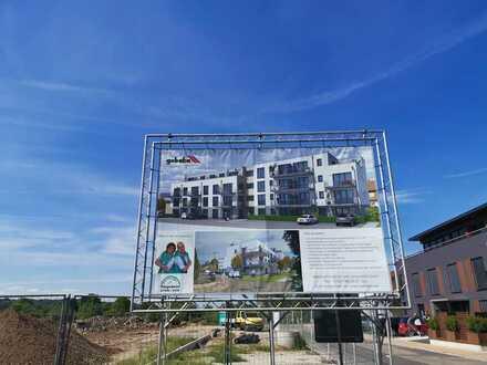 NEUBAU: Seniorengerechte 3-Zimmerwohnung im OG mit Balkon