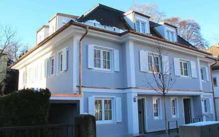 Ihr perfektes Familiendomizil - elegante Villenhälfte - Nähe Stadtpark