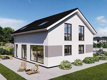 Einfamilienhaus auf 1000m² Grundstück in Massivbauweise - Preis inkl. Grund und bezugsfertig