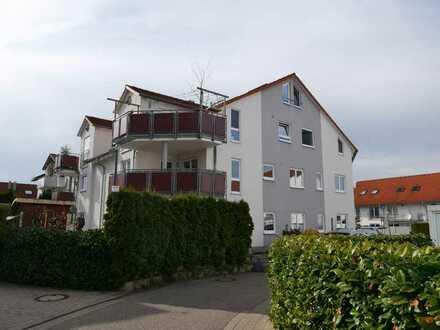 Stilvolle, gepflegte 4,5-Zimmer-Wohnung mit Balkon und EBK in Löchgau