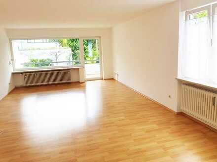 4-Zimmerwohnung mit Südbalkon in Nymphenburg, München
