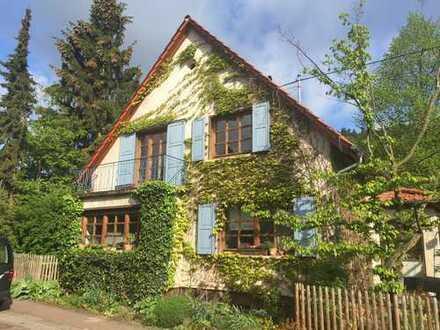 Natur pur in Altleiningen- Einfamilienhaus mit idyllischem Garten
