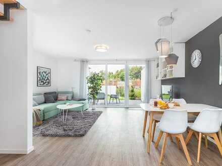 Brandenburg a. d Havel - 120m² Wohntraum Endhaus - die perfekte Alternative zur ETW
