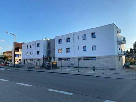 Erstbezug: 3-Zimmer-Wohnung mit Balkon in Freystadt