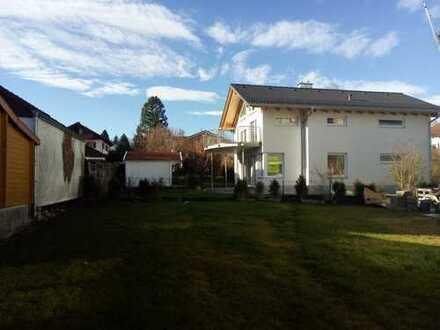 Seeblick auf Ammersee, Neubau