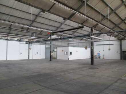 Top massive Lagerhalle/Gewerbehalle in zentraler Lage von Offenburg!