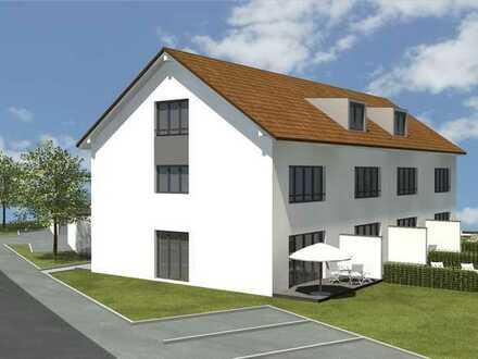 ***PROVISIONSFREI*** Neubau Reihenmittelhaus mit Einzelgarage in Kaufbeuren-Neugablonz
