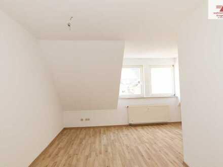 Gemütliche Dachgeschosswohnung im Zentrum von Schlettau!