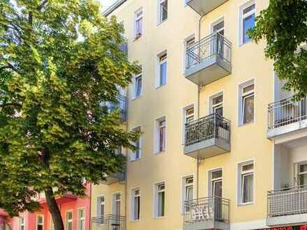 Im Herzen von Neukölln - Modernisierungsbedürftige 2-Zimmerwohnung in der Nähe zum Maybachufer
