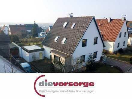 Freistehendes gepflegtes Einfamilienhaus mit Garage in bester Wohnlage in Sarstedt zu verkaufen!