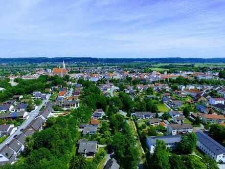 ... attraktive Büro-/Praxisräume in zentraler Spitzenlage am Stadtplatz von Neuötting ...