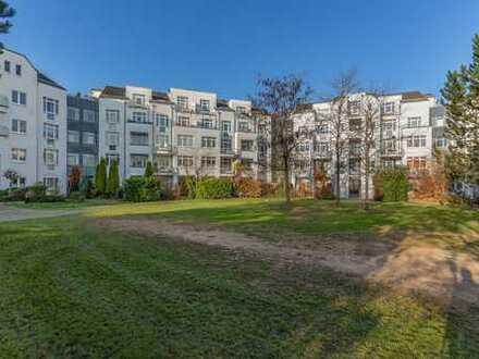 Bonn, Brüser-Berg, provisionsfreie 3-Zimmer Wohnung mit 99 m² in ruhiger Lage