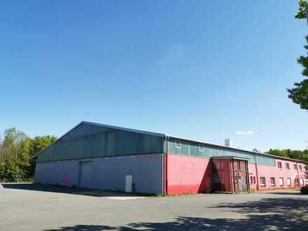 Hallen- und Büroflächen Nähe Ikea