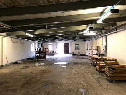 Zu vermieten - 400 m² Lagerfläche in Coswig