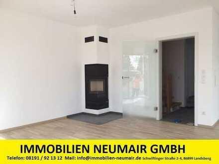 Neubau-DHH in familienfreundlicher Wohnlage