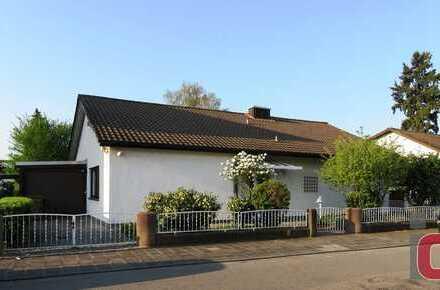 Viel Potenzial und Platz für Ihre Familie - Bungalow mit Aufstockmöglichkeit in ruhiger Wohnlage