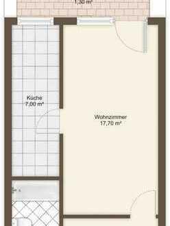 Tolles Appartment im schönen Rath/Heumar