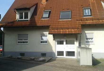 Freundliche 3-Zimmer-Studio-Wohnung in Durmersheim