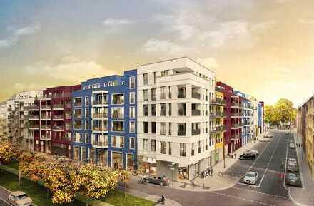 Aachen, Viktoriaallee/Bismarckstr., geplante Flächen für Einzelhandel