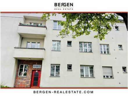 Bezugsfrei: 2-Zimmer Wohnung im schönen Bauhaus-Viertel Adlershof