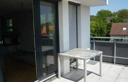 Neuwertige 3-Zimmer-Wohnung mit Balkon und Einbauküche in Schorndorf
