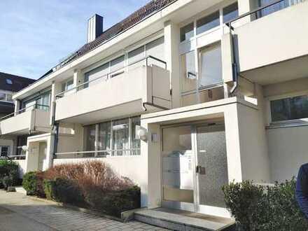 ***RESERVIERT***Großzügig wohnen auf einer Ebene - gepflegte 3-Zimmer-Wohnung in Buxheim.