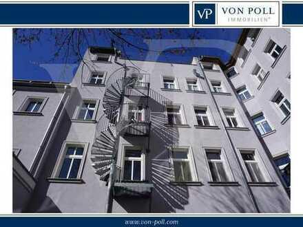 Kapitalanleger aufgepasst-vermietete 2 Zimmer Wohnung zu verkaufen!