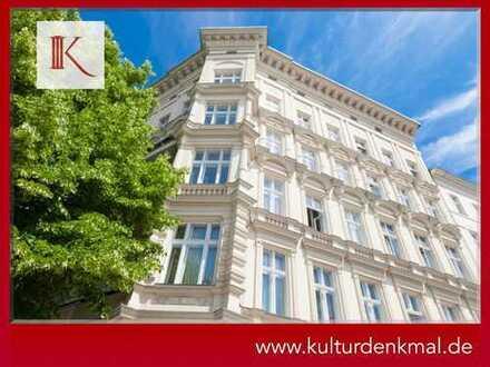 Denkmalschutz-AfA   Gehobene Ausstattung   Fußläufig zu Park & Wasser   Balkon   Lift