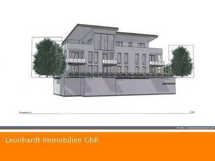 Wohnung mit schönem Ausblick - Neubau in Holzbauweise