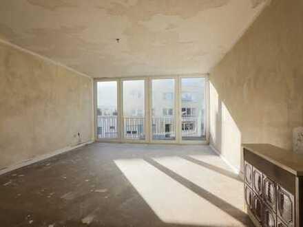 Südstadt Nähe Aegi und Maschsee: 3-Zimmer-Wohnung mit Balkon und Garage in bester Innenstadtlage.