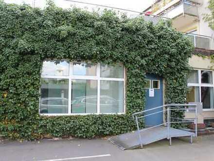 Nähe Bahnhof - Büro- und Praxisflächen mit eigenen Stellplätzen