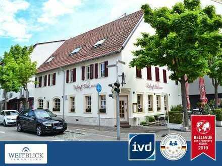 WEITBLICK: Wohn-/Geschäftshaus in zentraler Lage!
