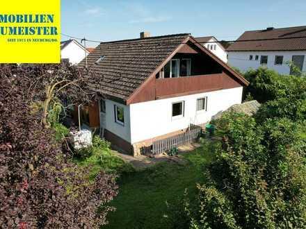 Einfamilienhaus in Rain am Lech OT zu verkaufen - Immobilien Baumeister seit 1971 in Neuburg
