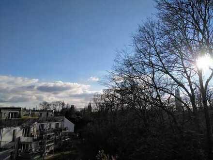 Schöne Penthouse-Wohnung mit Dachterrasse - 2 Zi, 58 qm