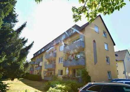 3,5 Zimmer, mit Balkon in zentrale Lage von Hattingen