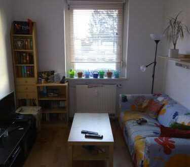 18qm Zimmer in angenehmer, ruhiger Lage