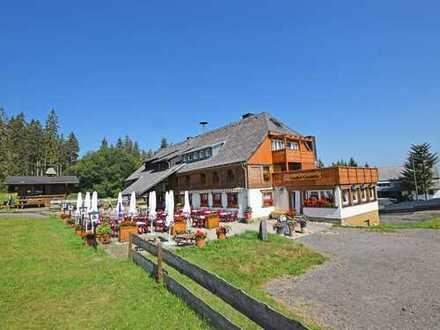 Traditionsreiches Schwarzwald-Gasthaus auf Hochplateau am Schluchsee