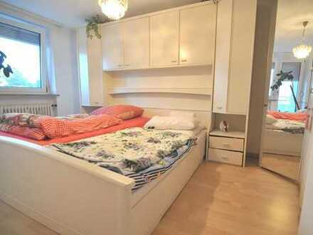 Sonnige 2 Zimmer Wohnung mit Südbalkon