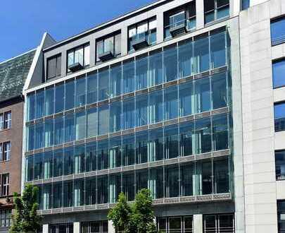 ALLEINAUFTRAG AAA TOP LAGE repräsentatives Geschäfts-Bürogebäude am Checkpoint Charlie