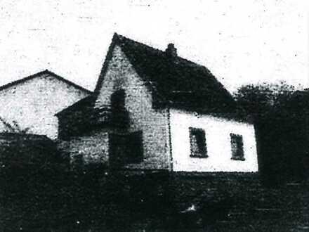 ZWANGSVERSTEIGERUNG - Einfamilienhaus in Althornbach