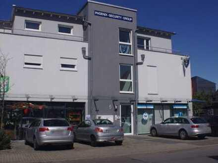 Büro/Ladenlokal - EG mit großen Fenstern im Zentrum von Sandhausen