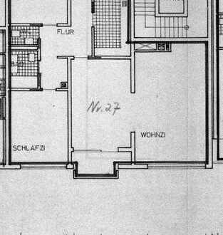 Top Lage, Erstbezug nach Sanierung mit Balkon: ansprechende 4-Zimmer-Wohnung in Ludwigshafen