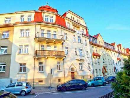 Moderne 2-Raum-Wohnung mit Balkon - gemeinschaftl. Wiesen-GS - ruhige Wohnlage in Löbau
