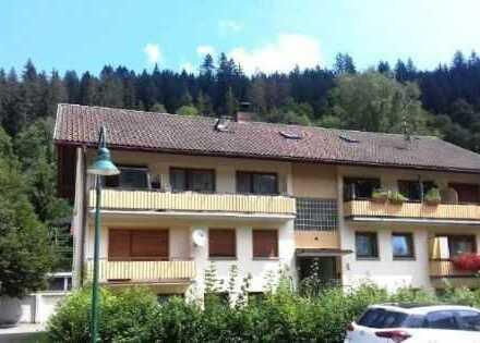 5-Zimmer Wohnung in St. Blasien - AB SOFORT