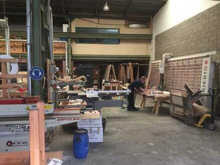 Tischler- Schreinerei Werkstatt inkl Maschinen 325qm 41460 Neuss