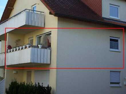 Brühl-Rohrhof, ruhige u. gepflegte 1 ZKB mit Balkon