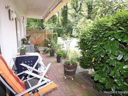 Traumhaft schöne 2-Zi EG-Wohnung mit Terrasse - Kapitalanlage