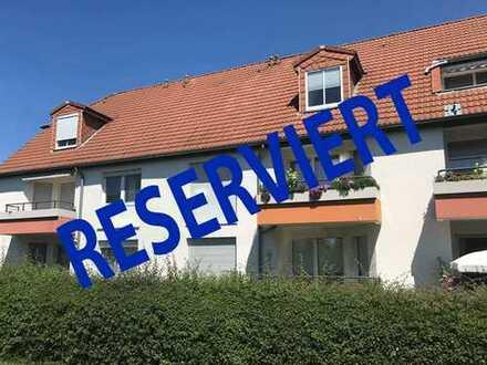 Sonnige 3- Zimmer-Maisonettewohnung mit Südbalkon, Tiefgarage, Aufzug, sofort bezugsfrei